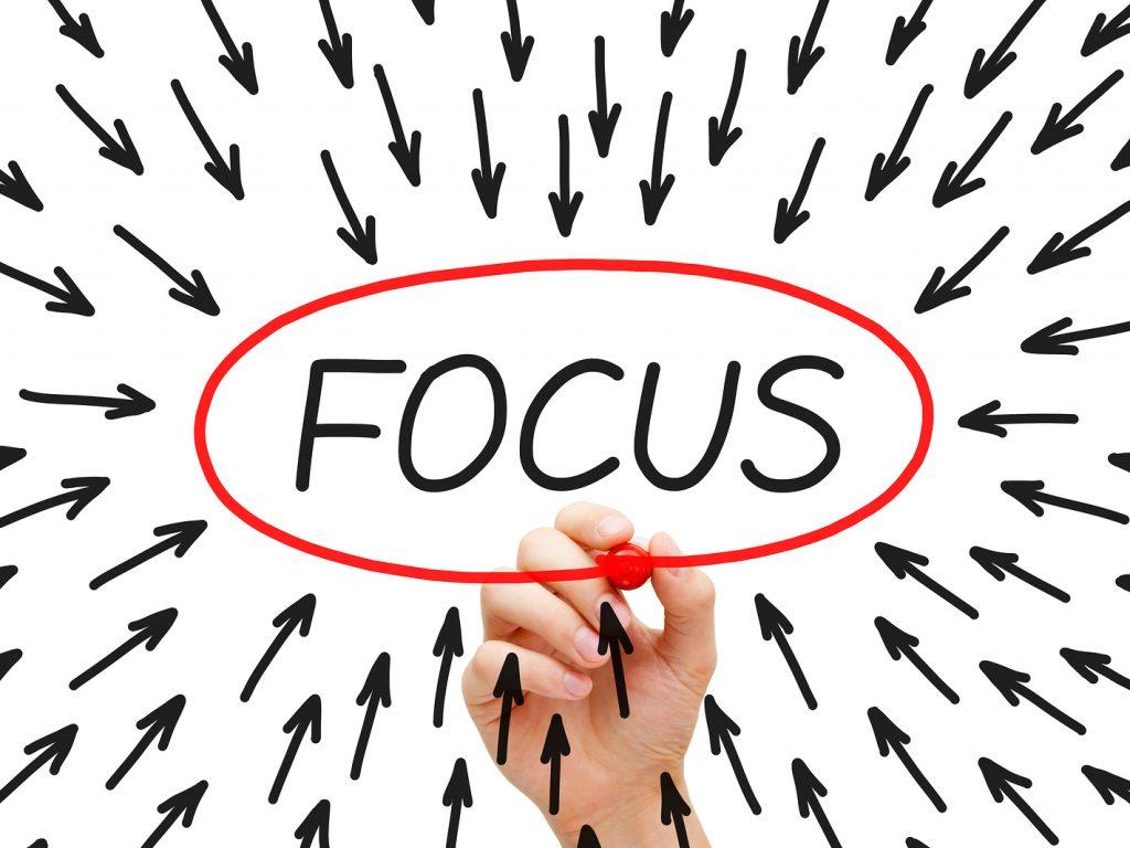 фокусировка внимания