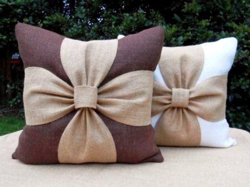Диванные подушки для декора